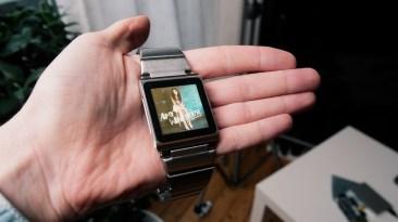Retro SmartWatch: iPod Nano 6