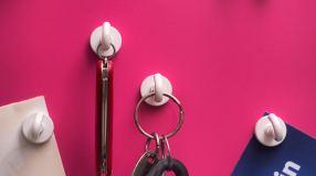 Magnethaken für Schlüsselbund und Co. 218