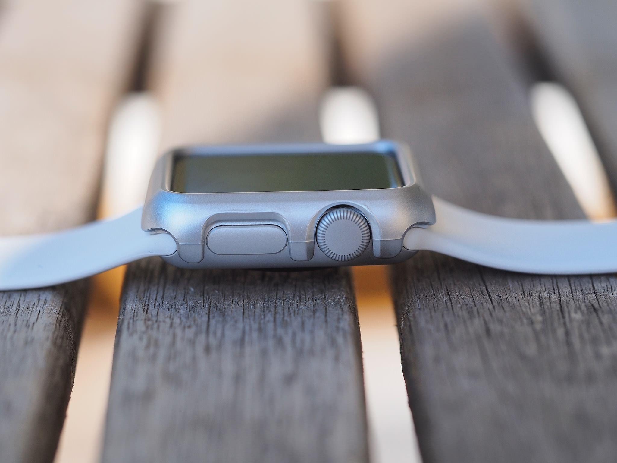 Sipgen Case for Apple Watch Thin Fit 5