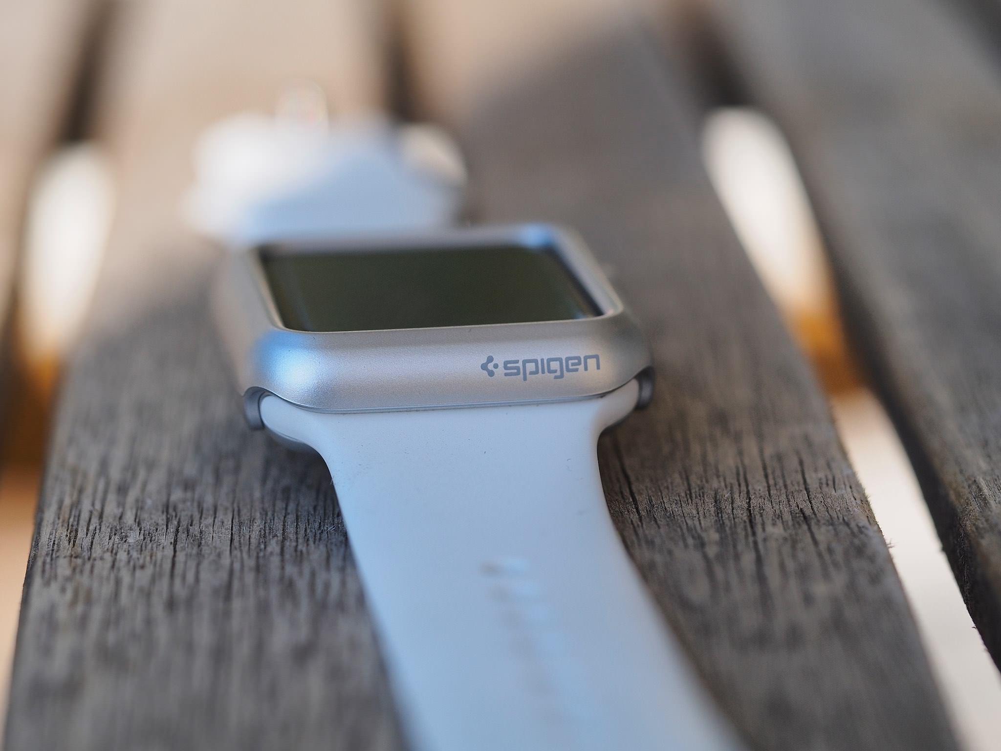 Sipgen Case for Apple Watch Thin Fit 6