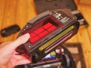Schmutzauffangbehälter des Roomba mit HEPA-Filter