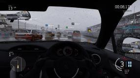 Forza Motorsport 6 - Regen - Cockpit
