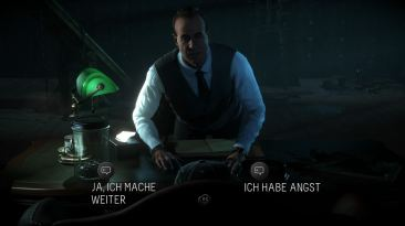 Until Dawn Psychologischer Test