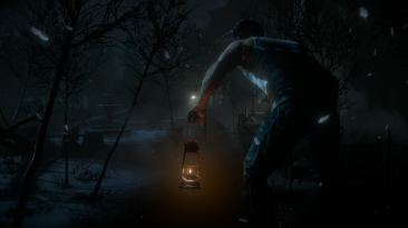 Until Dawn Lantern