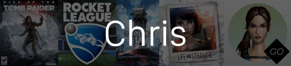 Top 5 Games Chris