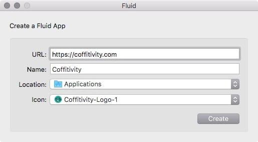 Coffitivity Screens 1