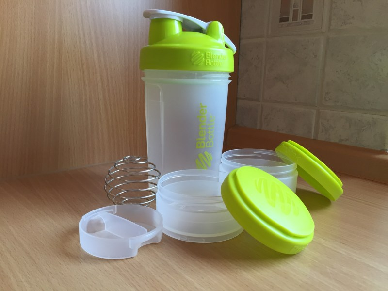 Blender Bottle Review