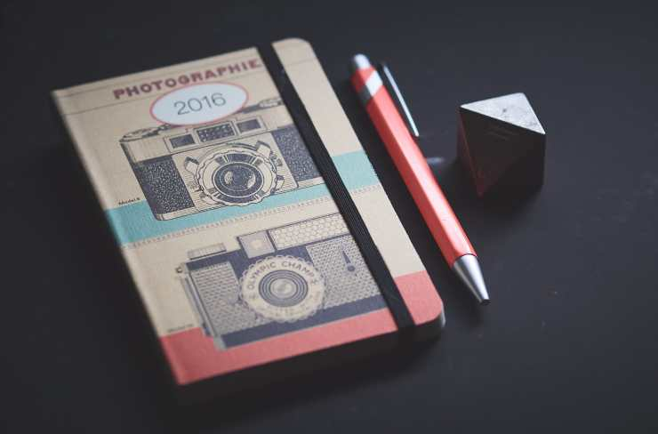 Cavallini Photographie Notebook _6120033