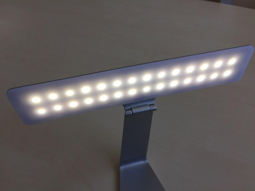Lummox Design Schreibtischlampe Stufe 1