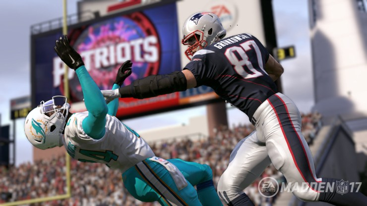 Review Madden 17 Hit