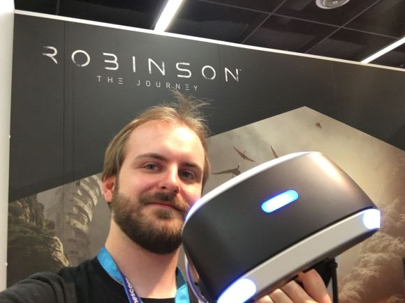 Robinson The Journey - Selfie