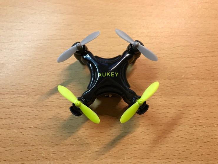 Aukey Quadcopter Upside