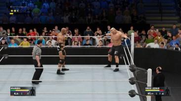 WWE 2K17 Review Ecke