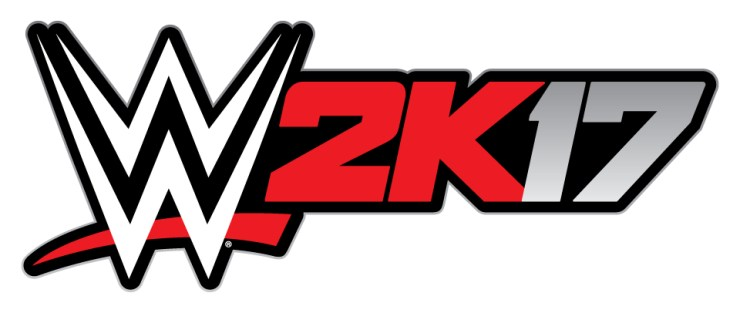 WWE2K17 Review Logo