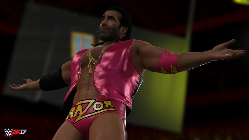 WWE2K17 Review