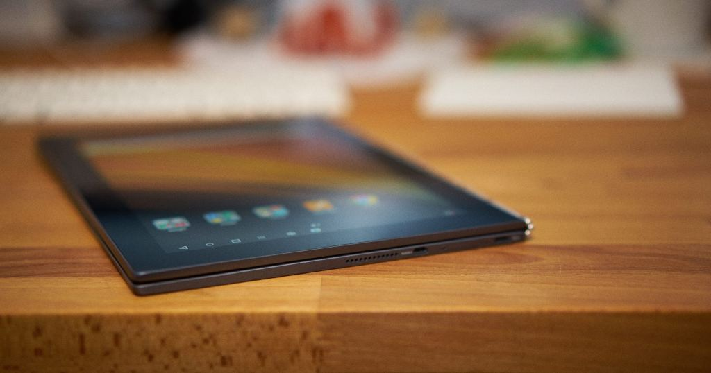 Lenovo Yoga Book Tablet Modus
