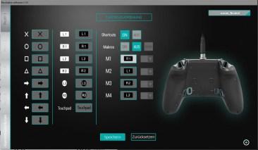 Nacon Revolution Pro Controller PS4 - Software 4