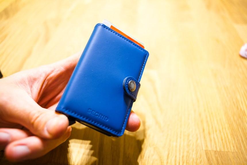 Secrid miniwallet - Sicherheit für RFID Karten
