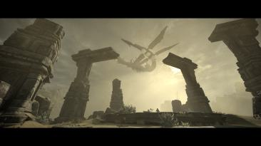 SHADOW OF THE COLOSSUS Flying