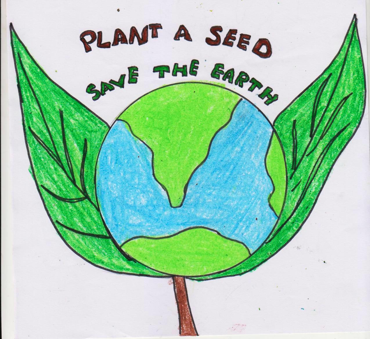 Earth Day Celebration Drawing Contest
