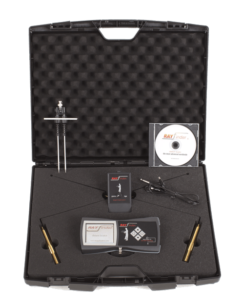 bionic gold long range locators Rayfinder