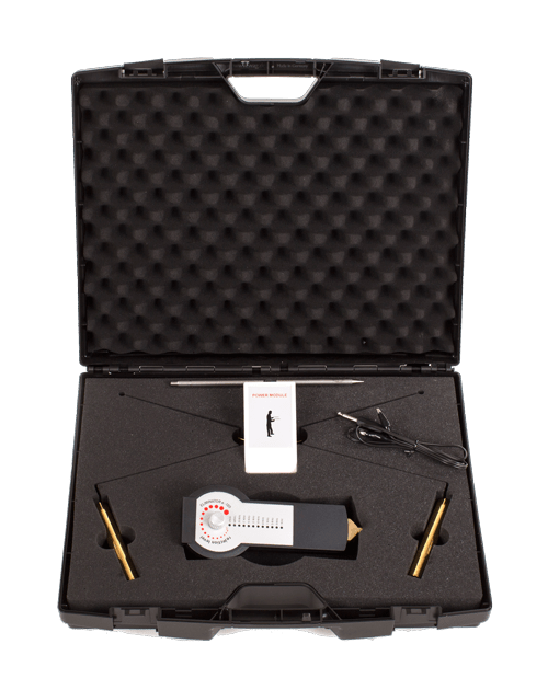 LONG RANGE LOCATORS KIT by GDI DETECTORS