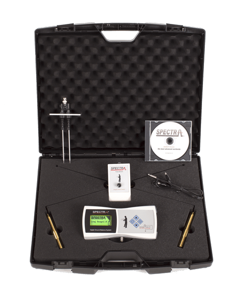 Spectra long range locator by GDI
