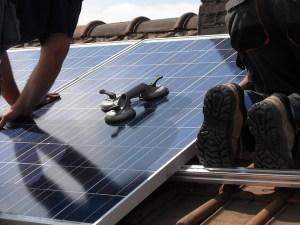 Solar Power Installer