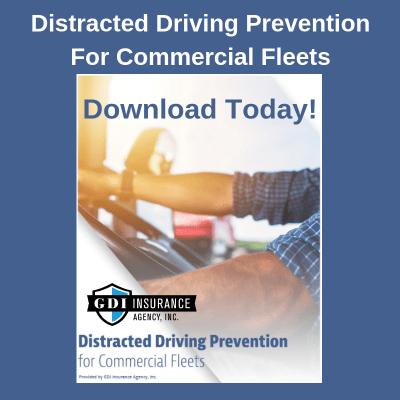 Commercial Fleet Distracted Driving