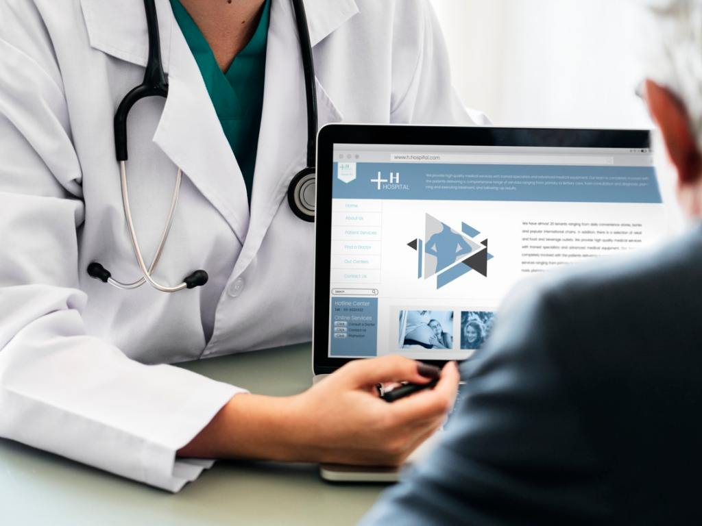 cyber security for medical office