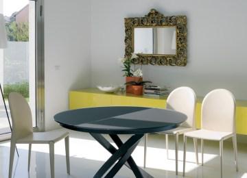 Offerte Tavoli Rotondi Allungabili.Tavoli Rotondi Da Cucina Tavoli Per Cucine Piccole Riferimento Di