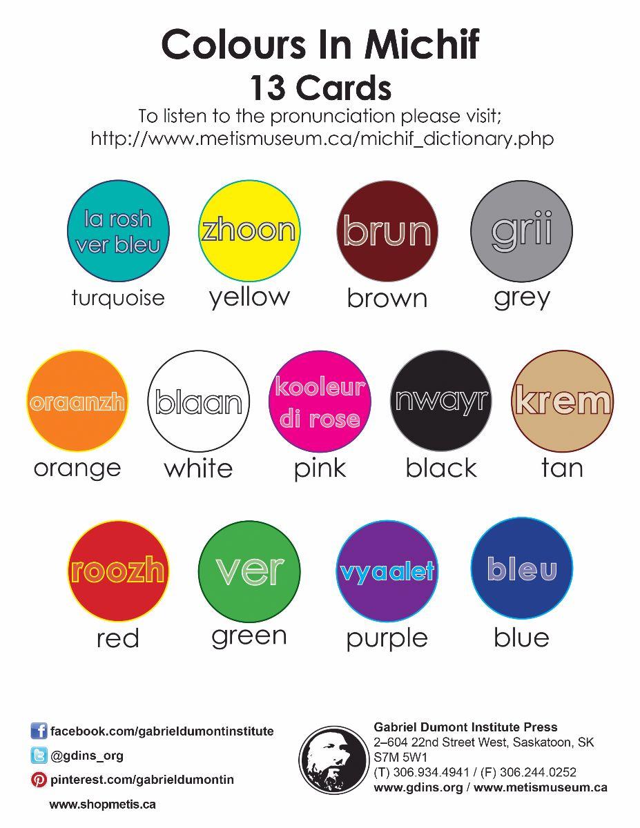 medium resolution of colours