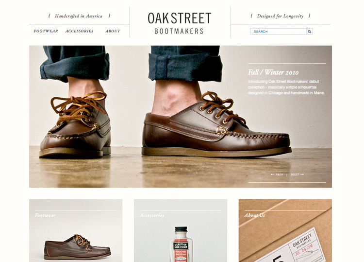 26 Inspiring Examples Of E Commerce Web Designs