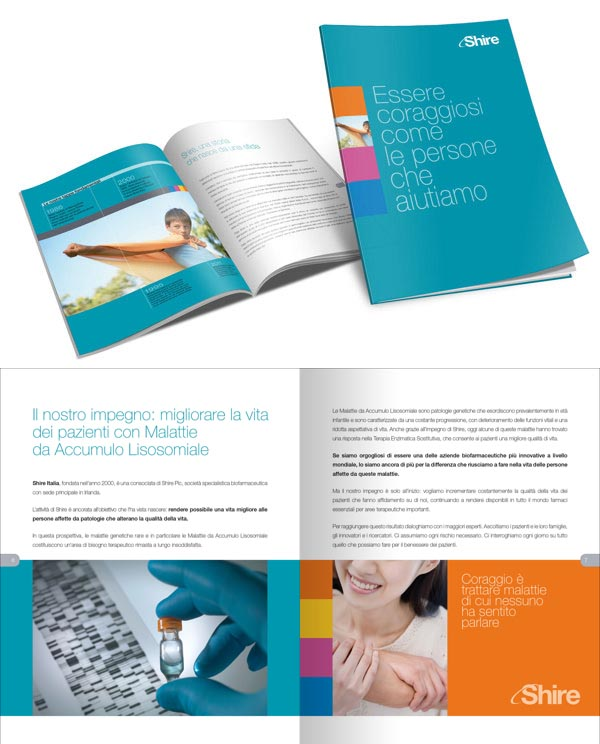 Corporate Brochure Sample Ideal Vistalist Co
