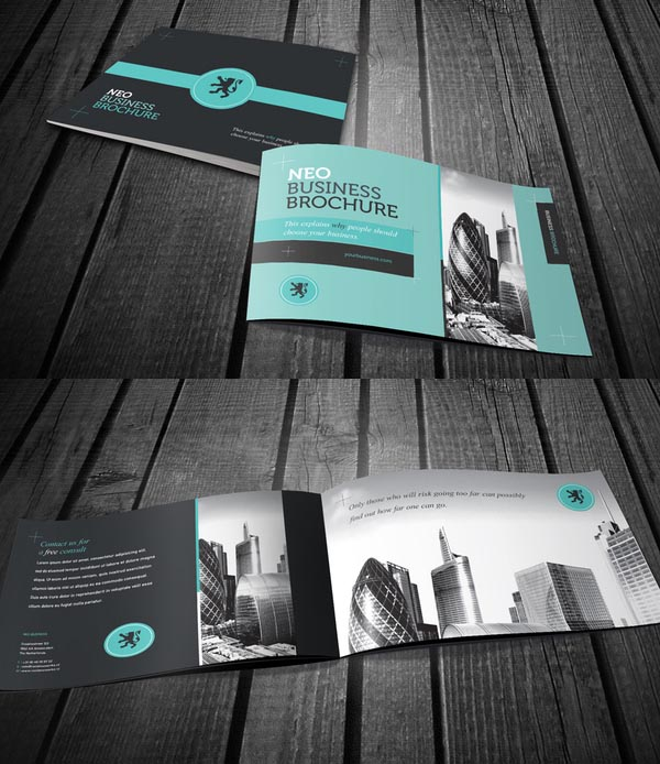 Corporate Brochure Designs 25 Inspiring Examples Design