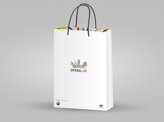 32 Beautiful Designs of Paper Bags With Brand Identity