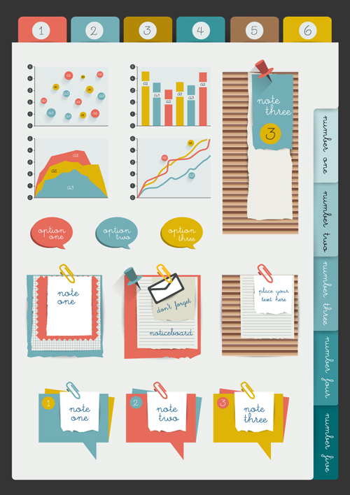 Free Infographics Vector Elements And Vector Graphics