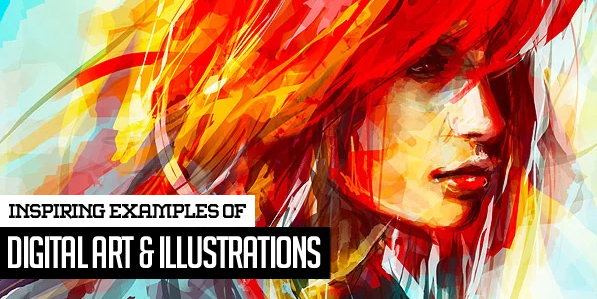 35 Amazing Digital Art And Illustration Examples For