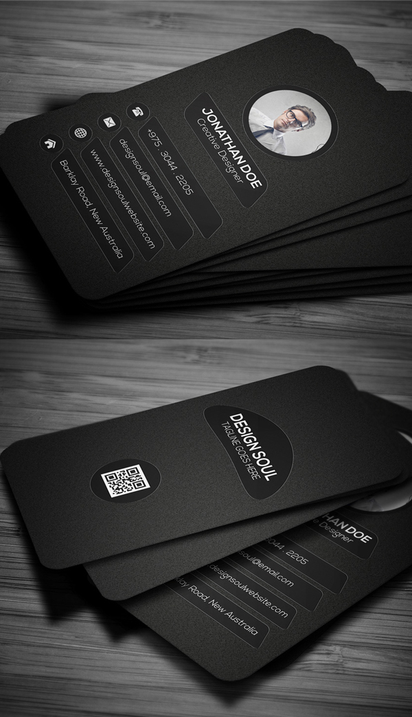 Business Card Templates 26 New Print Ready Designs  Design  Graphic Design Junction