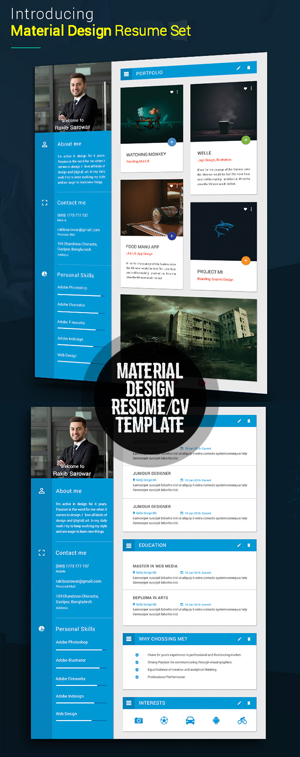 awesome cover letter templates