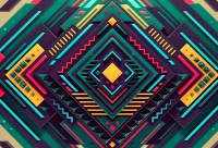 Usage of Geometric Shapes in Graphic Design | Articles ...