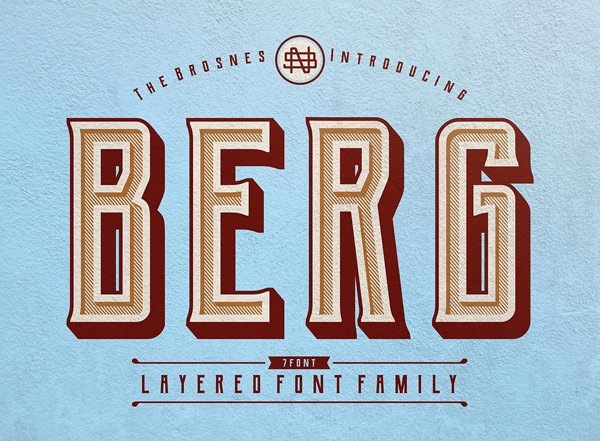100 Greatest Free Fonts for 2018 - 9
