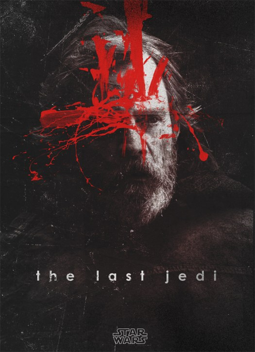 Amazing Illustration of Star Wars: The Last Jedi 22