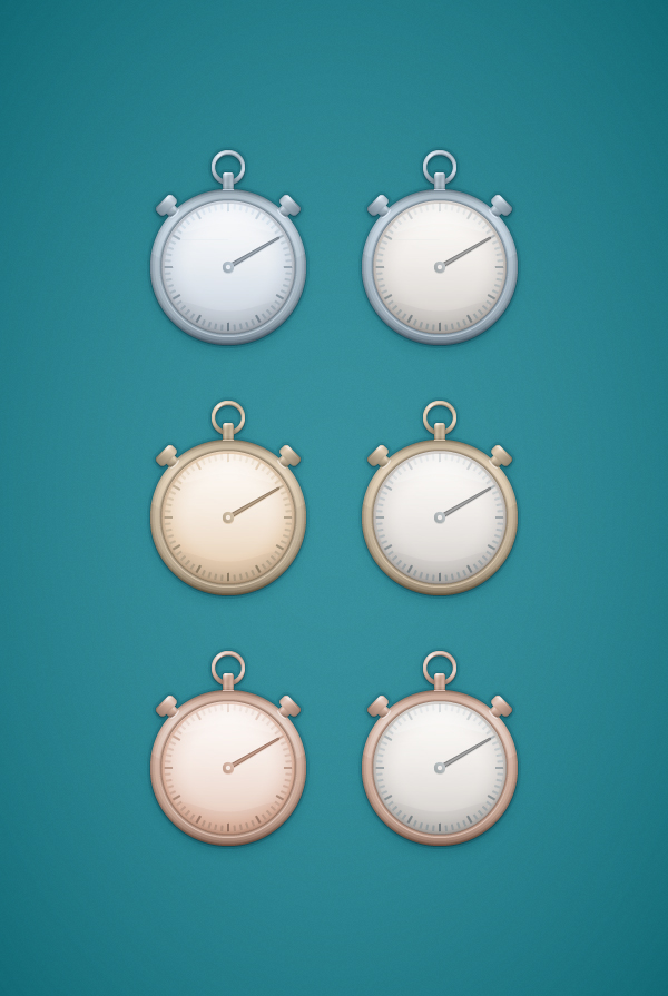 Create a Simple Stopwatch Illustration in Adobe Illustrator