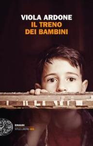 """Copertina del libro """"Il treno dei bambini"""""""