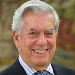 fotografia Mario Vargas Llosa
