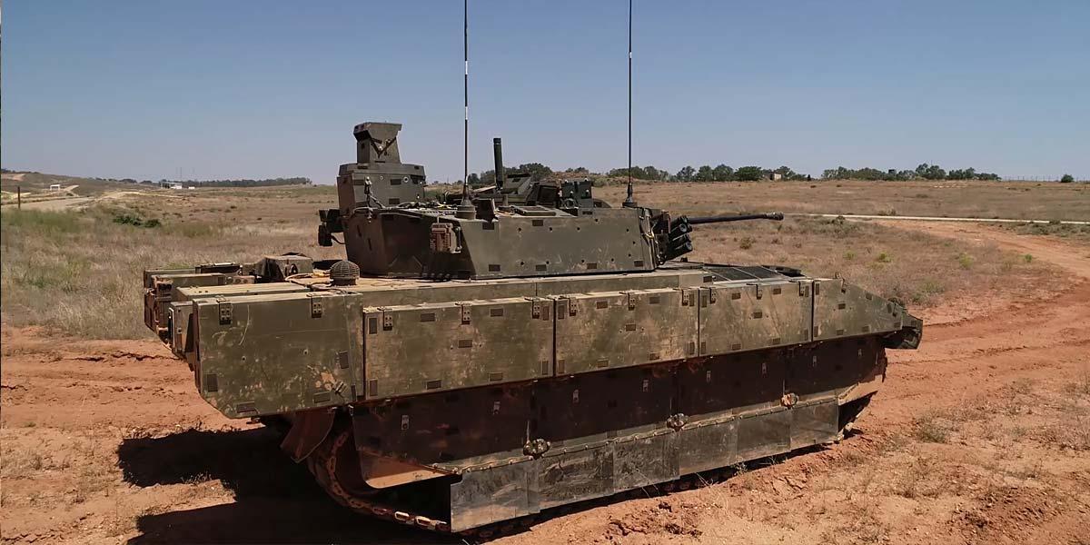 AJAX-IFV - General Dynamics