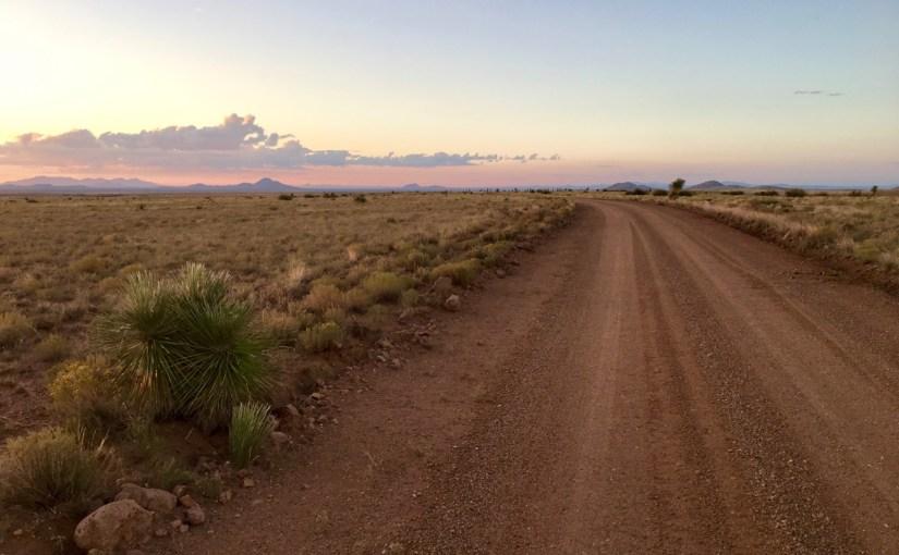 A Big Push to Antelope Wells