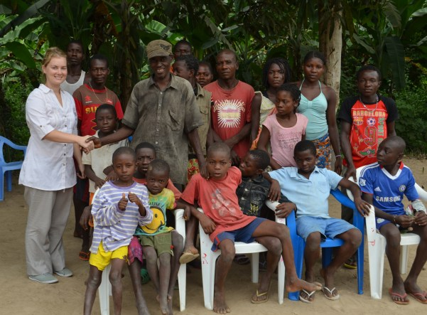Success! Village Leader Interview Completed, Angola