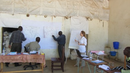 Capacity Building workshop GDM Africa held for community leaders. (Australian Gold client)